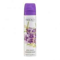 四月紫羅蘭體香噴霧 April Violets Body Spary 75ml