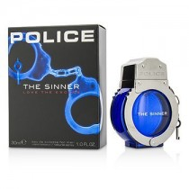 Police 罪人男香 The Sinner Edt Spray 30ml