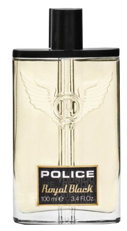 Police 皇室秘密男性香水Royal Black  EDT 100ML