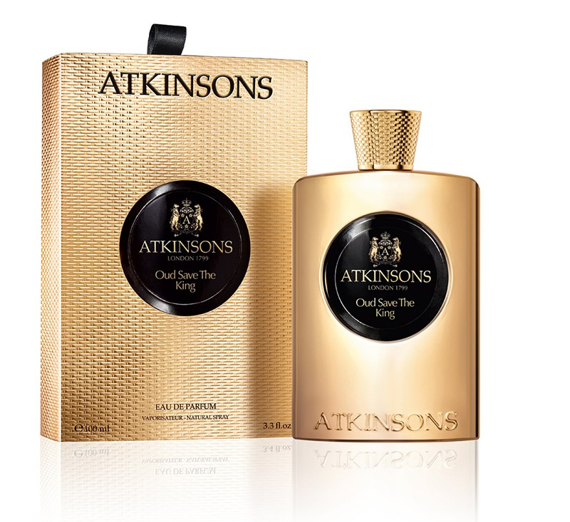 ATKINSONS 沉香之王 Oud Save the King EDP