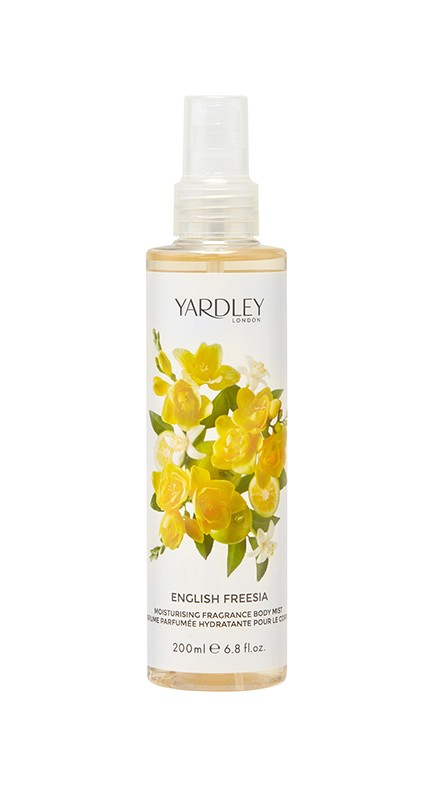 英國小蒼蘭身體噴霧 English Freesla Fragrance Mist 200ml