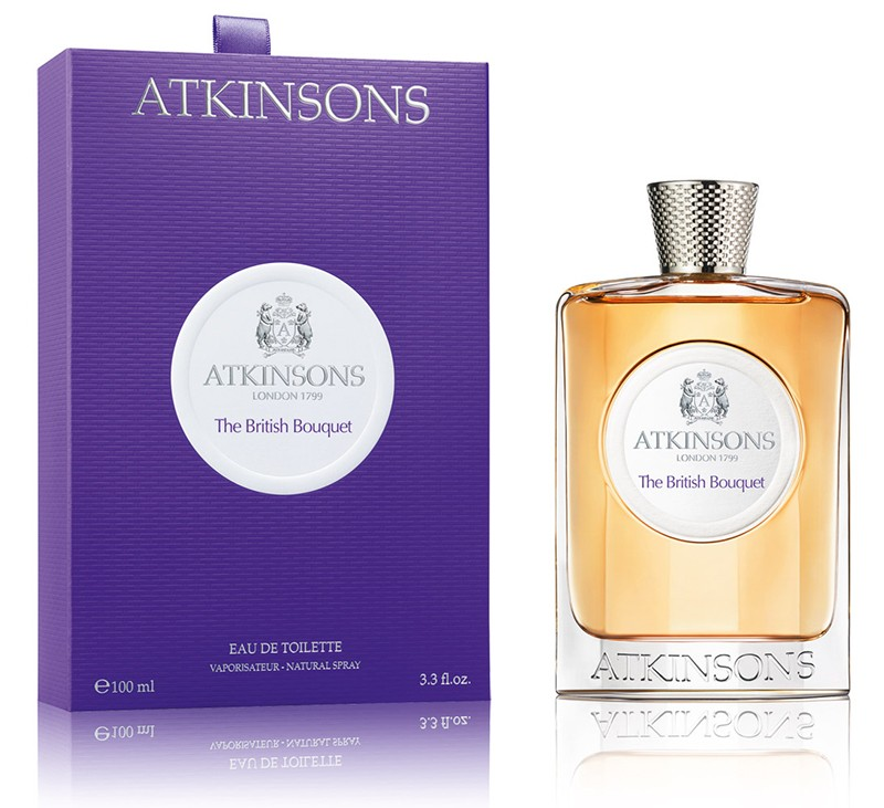 ATKINSONS 英國花束 The British Bouquet EDT