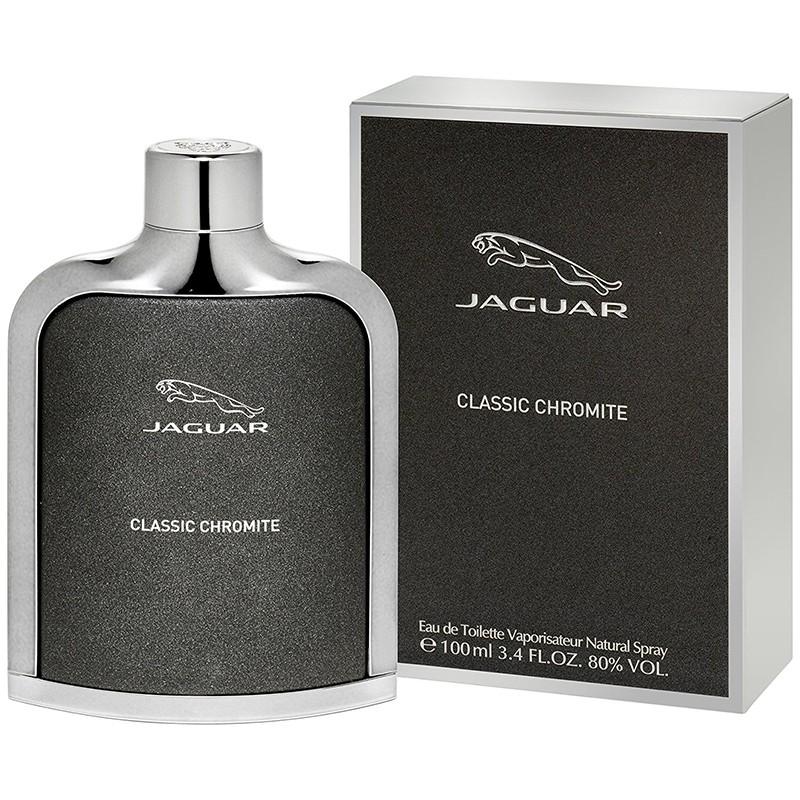捷豹魅力男性香水 Jaguar CLASSIC CHROMITE EDT 100ML