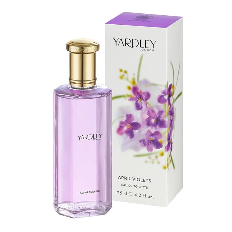 四月紫羅蘭香水 April Violets EDT 125ml