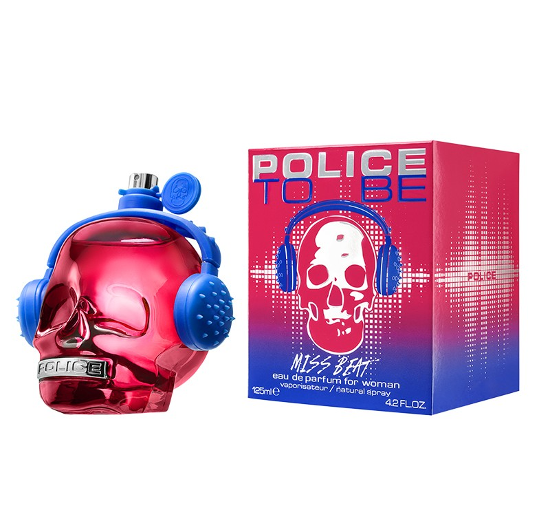 顫慄女香 Police To Be Miss Beat 125 ML