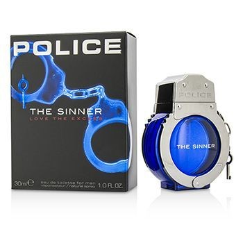 Police 罪人男香 The Sinner Edt Spray 30ml