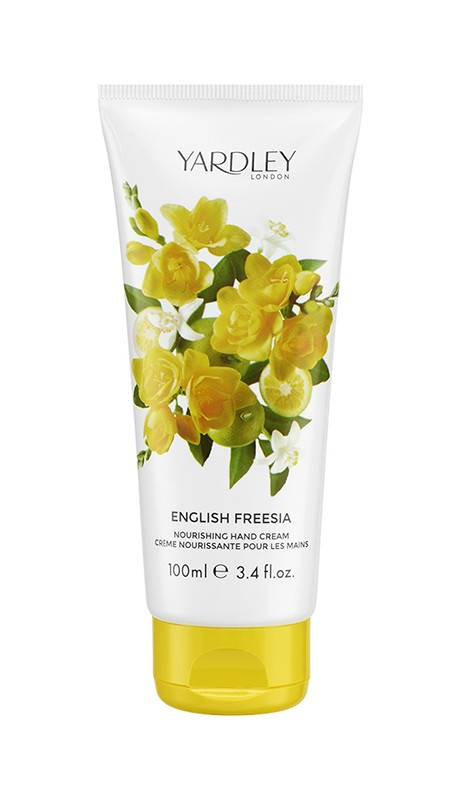 英國小蒼蘭護手霜 English Freesla Hand Cream 100ml