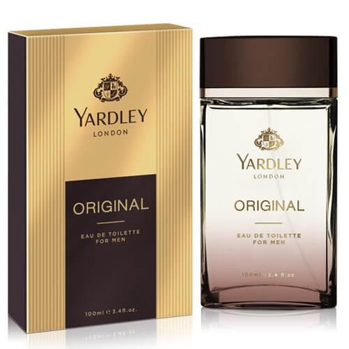雅麗天然香水 Yardley Original  EDT 100ML